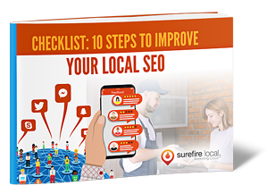 Surefire Local - 10 Step Checklist to Improve Your Local SEO