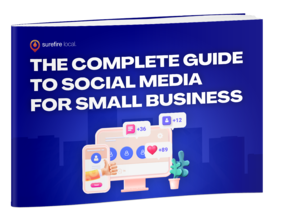 The Complete Guide to Social Media for Small Business - ecover