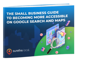 Small Business Guide to Becoming More Accessible on Google Search and Maps - ecover