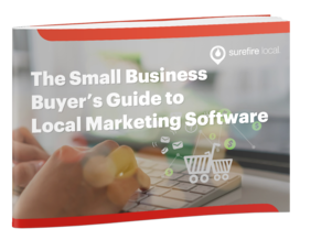 The Small Business Buyers Guide to Local Marketing Software_Surefire Local eBook