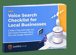 Voice Search Checklist ecover
